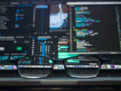 data center through glasses