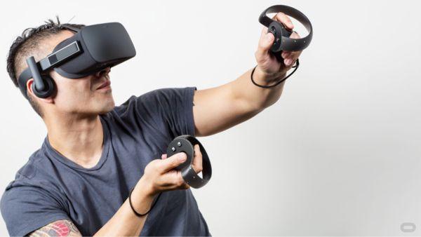 vr oculus rift