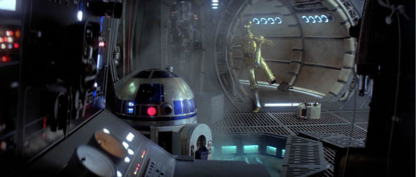 r2 fixing the hyperdrive
