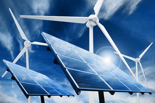 renewable data center energy