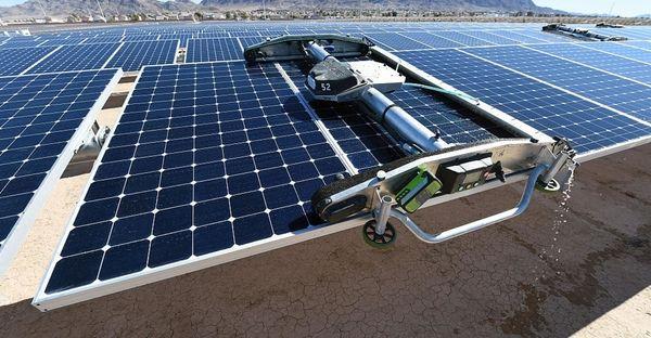 largest solar power data center