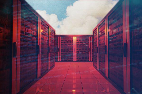 data center emissions