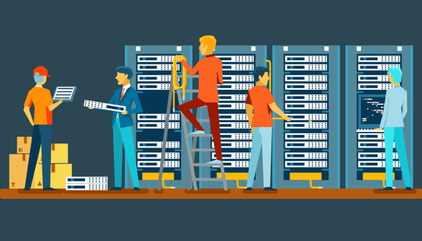 risk management plan for data center