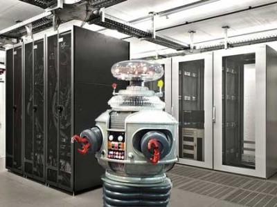 automated data center