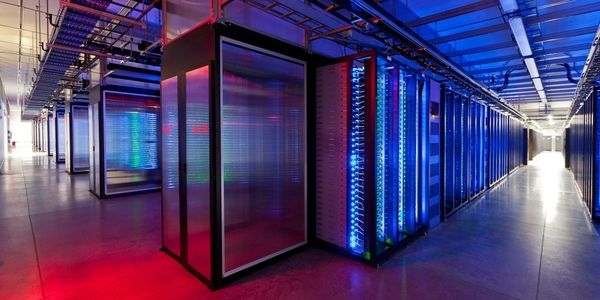 data center roi