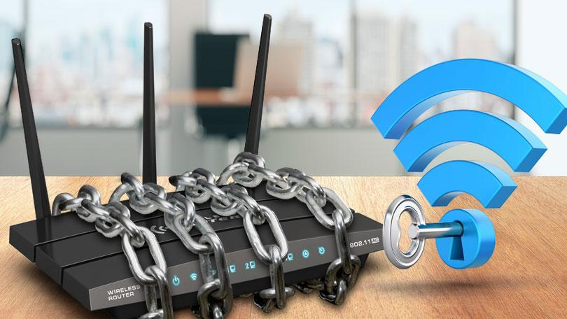 how secure is your router