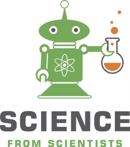 Science from Scientists Logo