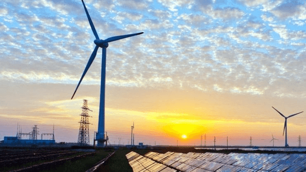 renewable energy for data centers