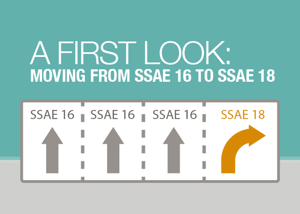What is the difference between SSAE 16 and SSAE 18?