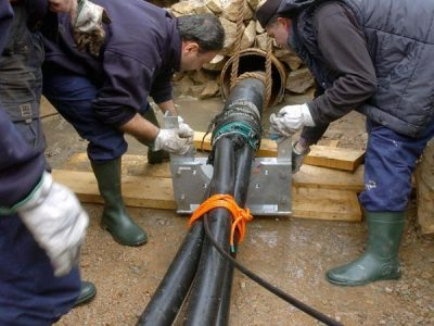 new submarine cable