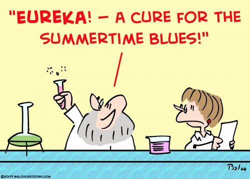 cure for the summertime blues