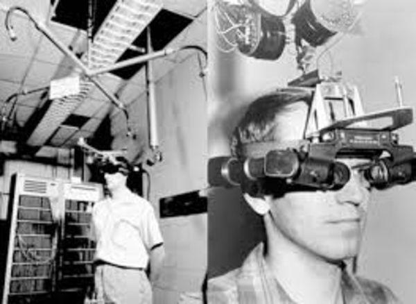virtual reality history
