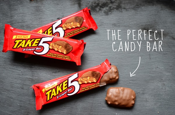 the perfect candy bar