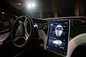 how tesla uses big data