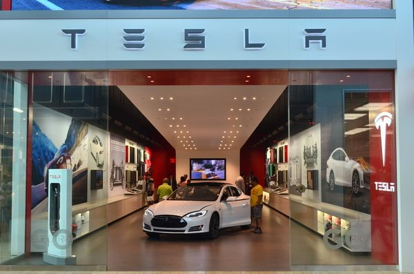 big data and tesla