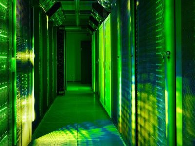 green data center