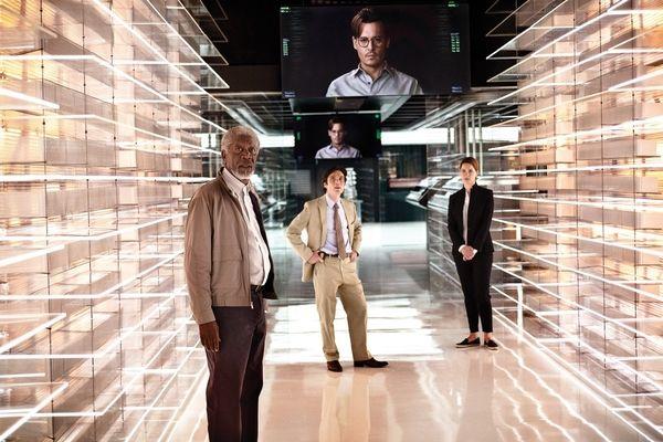 data center scene in transcendence