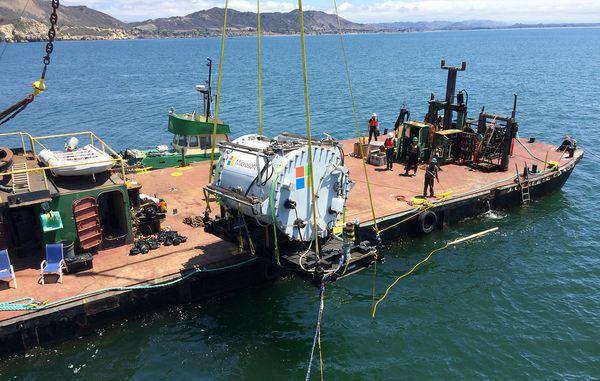 large data center solutions underwater data center