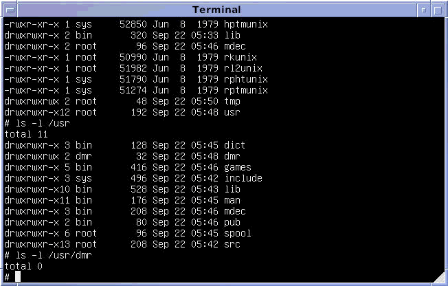 unix dedicated server
