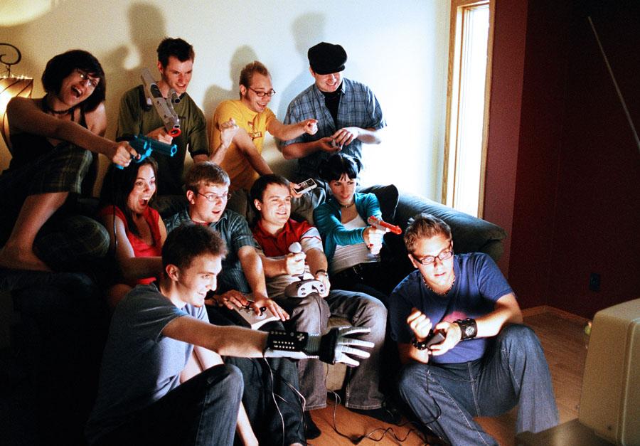 video game nostalgia