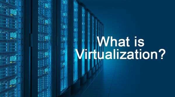 what is virtualization