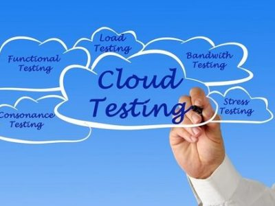 what is cloud based testing