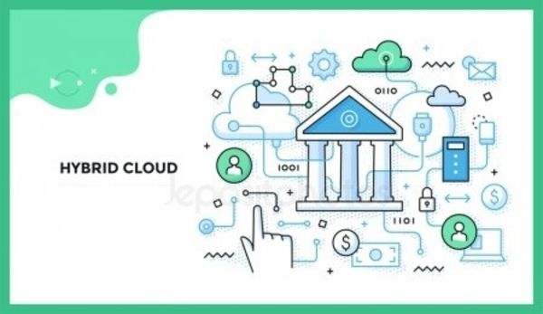 what is a hybrid cloud