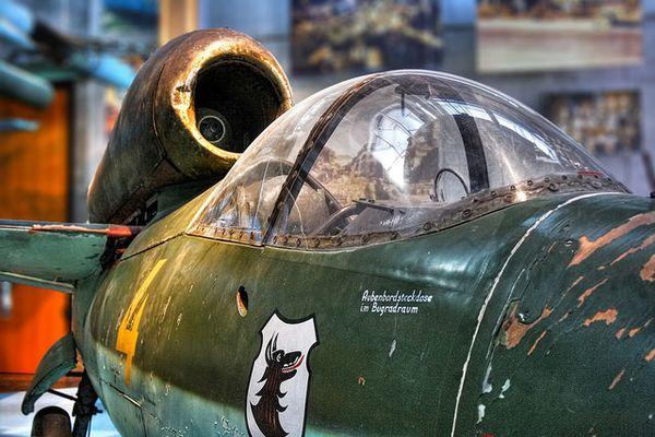 world war two plane
