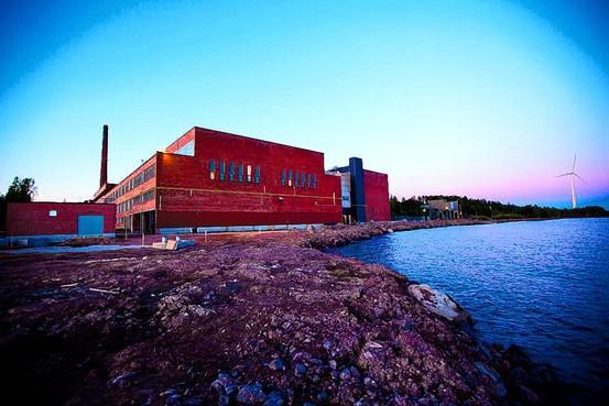 google's data center in finland
