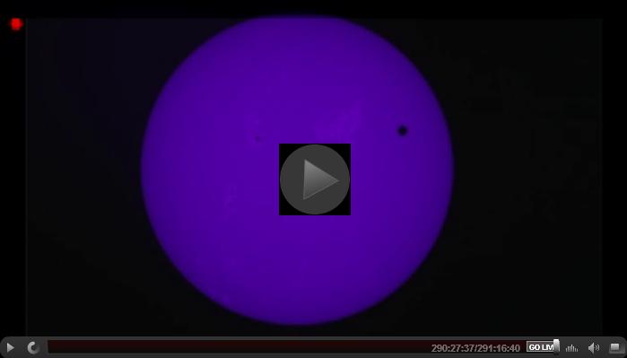 Live Streaming of Planet Venus via NASA, Next Show in 2117 ...