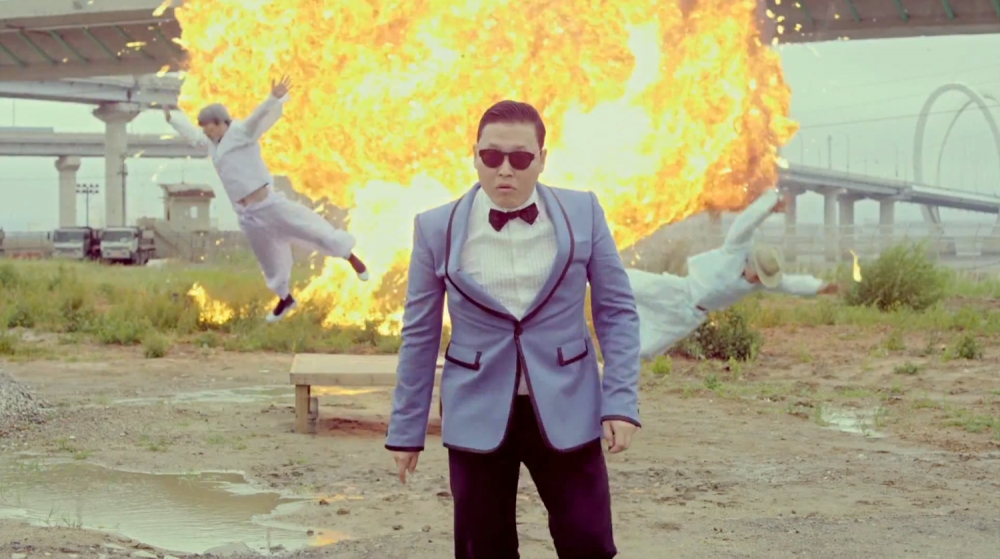 gangnam style videos