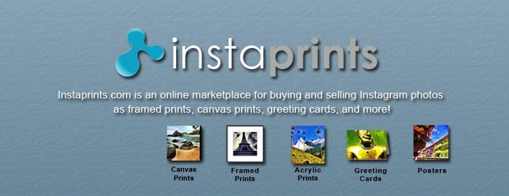 instaprints logo