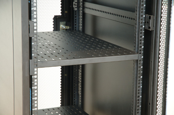 A Day At The Data Center Part 2 Rack Space Mounting
