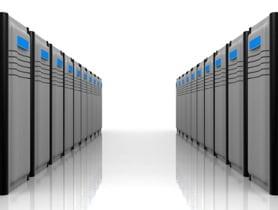 shared hosting data center