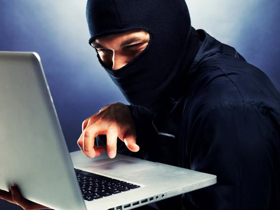web server hacked