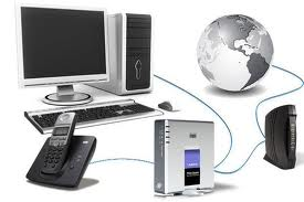voip hosting connections
