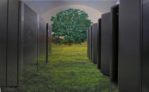 Green data centers: data center carbon footprint