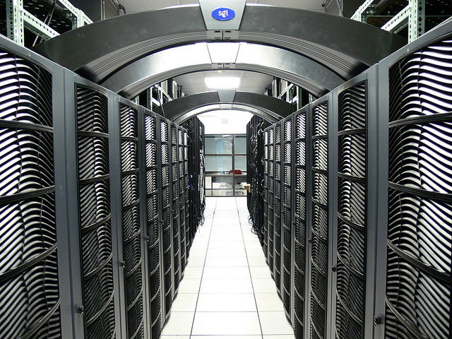 data centers and the environment