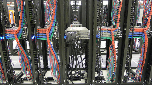 Server wires