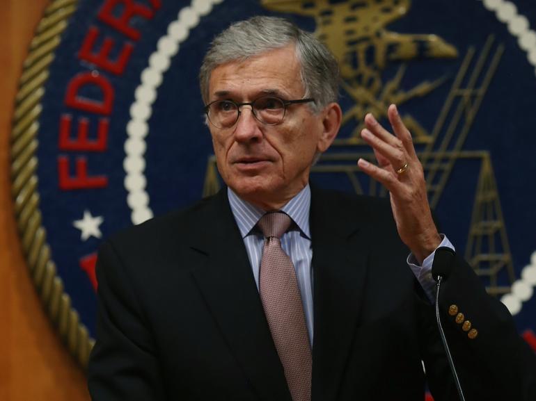 Tom Wheeler of the FCC