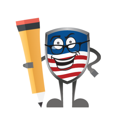 Colocation America Mascot Write