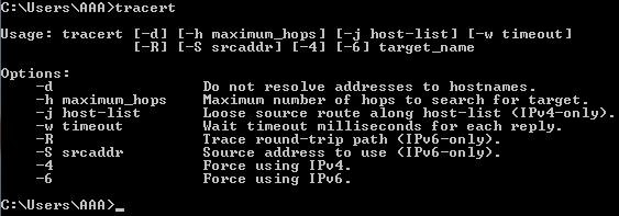 traceroute online