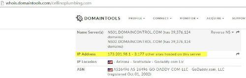 dedicated ip address web hosting