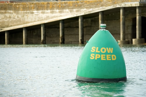 what causes slow internet speeds