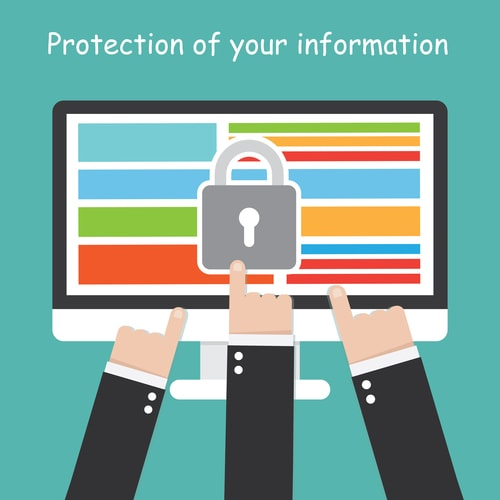 protect your information
