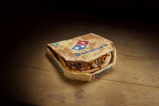 dominos edible box