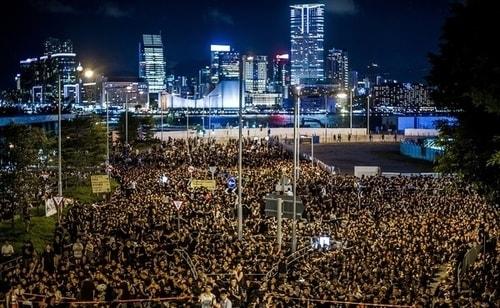 hong kong china cyber war