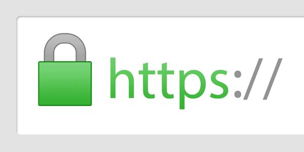 lock for https