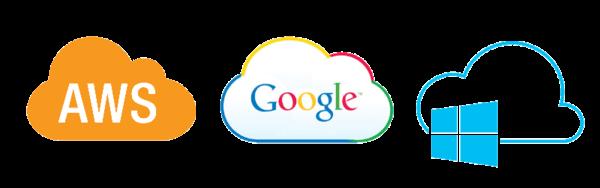 aws google cloud platforms