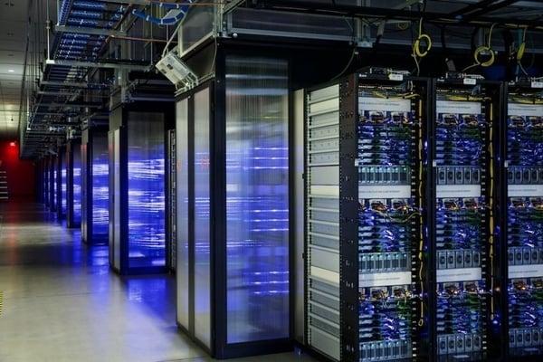 high density racks data center